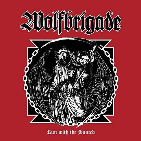 Wolfbrigade - Run With The Hunted (CD) - image 1 of 1