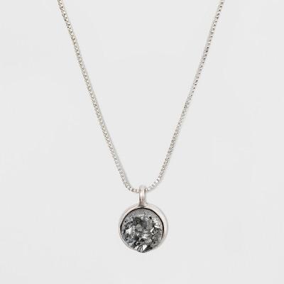 Semi Precious Druzzy Necklace   Universal Thread™ by Universal Thread