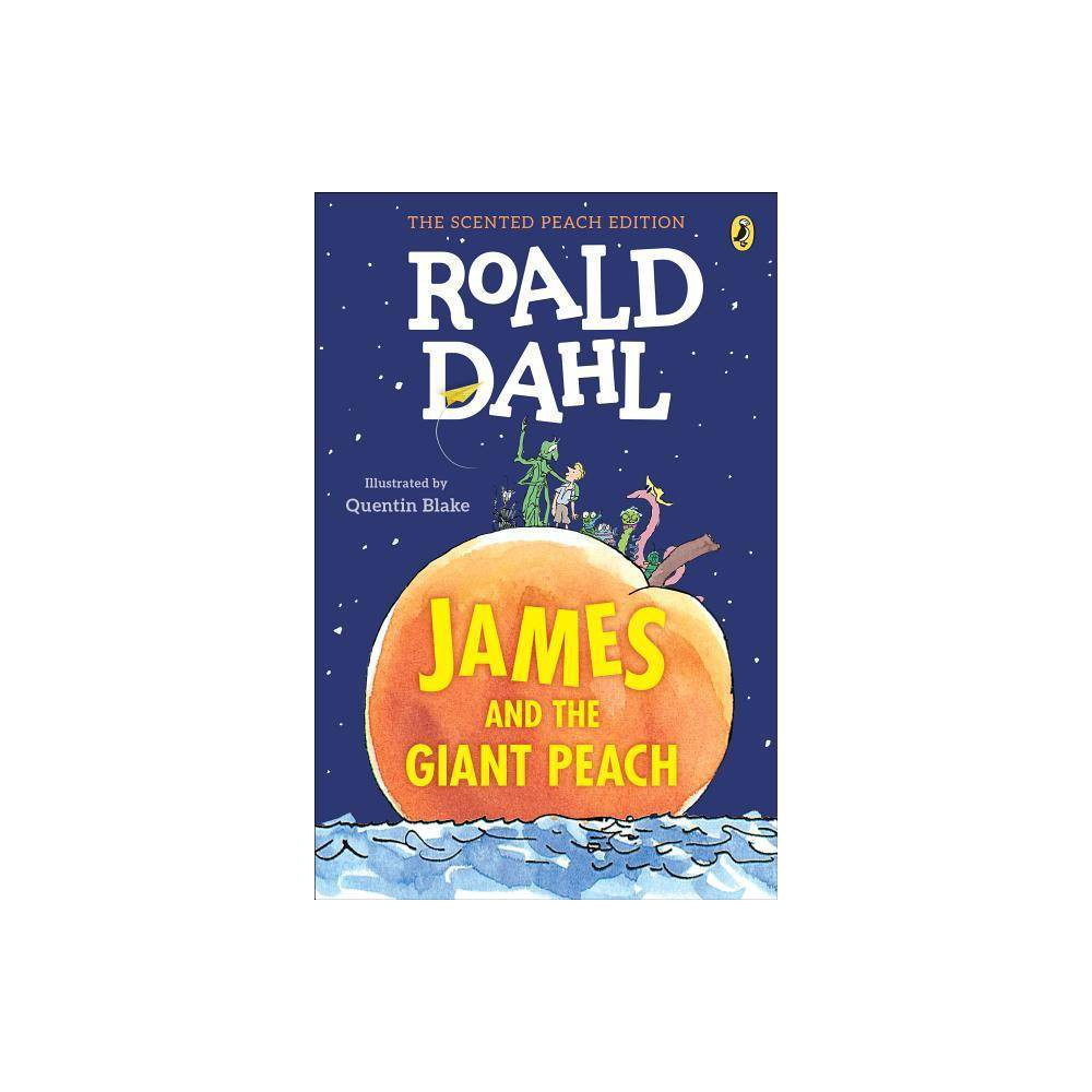 James And The Giant Peach By Roald Dahl Paperback