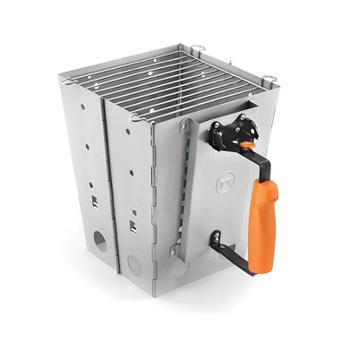 Collapsible Stainless Steel Chimney Starter - Outset