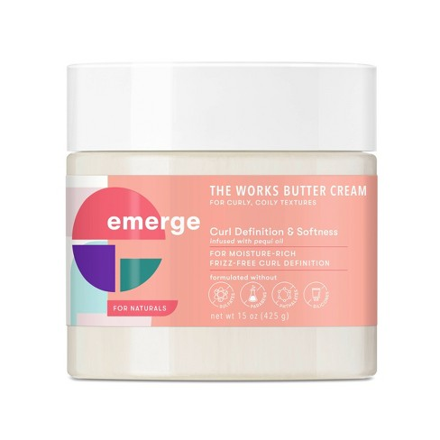 Emerge The Works Butter Cream – 15oz - image 1 of 4