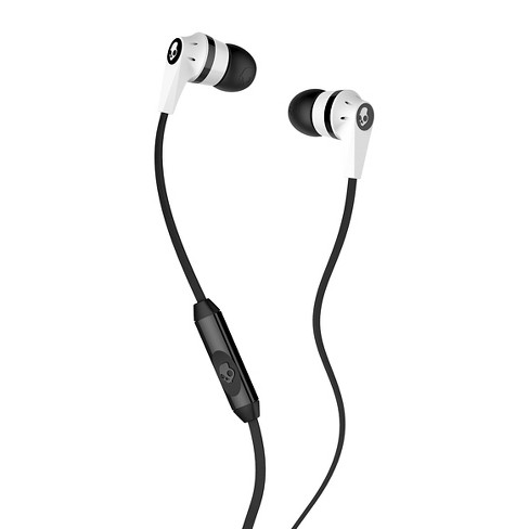 Skullcandy Ink D Wired Earbuds With Microphone White Target