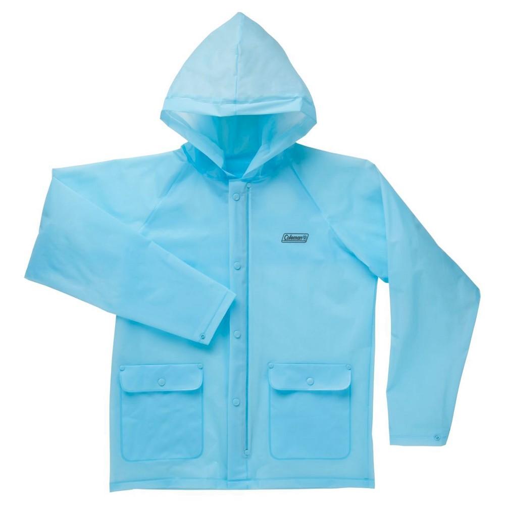 Image of Coleman Youth EVA Jacket, Kids Unisex, Blue Green