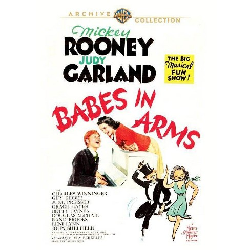 Babes In Arms (DVD) - image 1 of 1