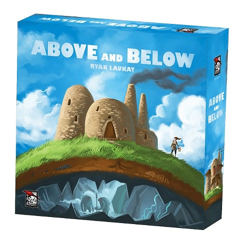 Above and Below Board Game - image 1 of 2