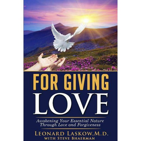 For Giving Love - by  Leonard Laskow (Paperback) - image 1 of 1