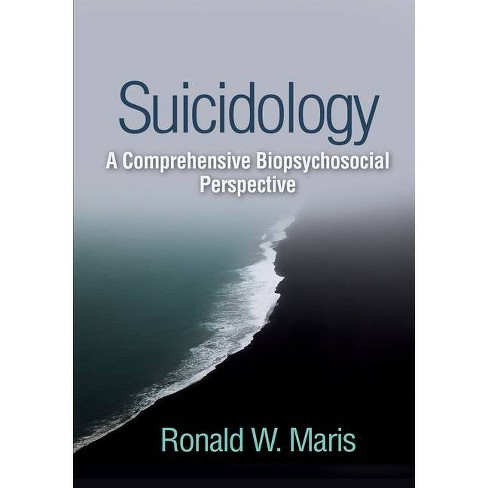 Suicidology - by  Ronald W Maris (Hardcover) - image 1 of 1