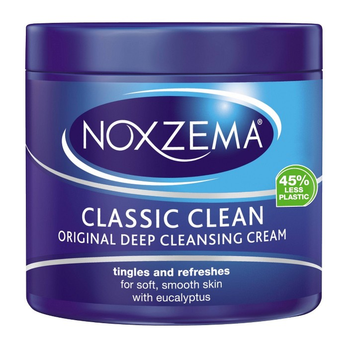 Noxzema Classic Clean Original Deep Cleansing Cream 12 oz - image 1 of 6