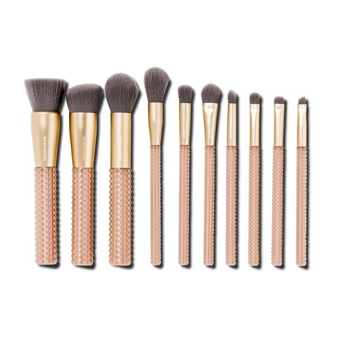 Sonia Kashuk™ Limited Edition Brush Set 10pc Charcoal - image 1 of 2