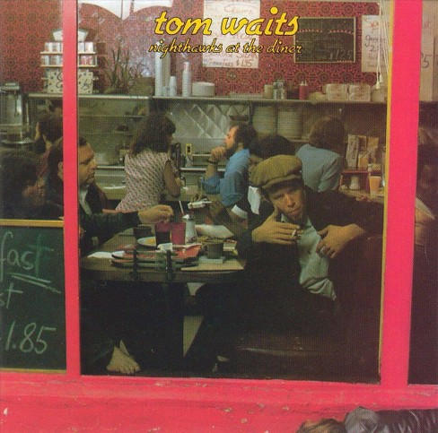 Tom waits - Nighthawks at the diner (CD) - image 1 of 1