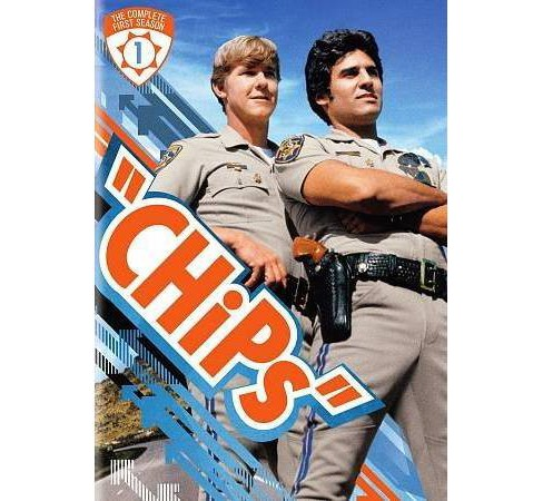 Chips:Complete First Season (DVD) - image 1 of 1