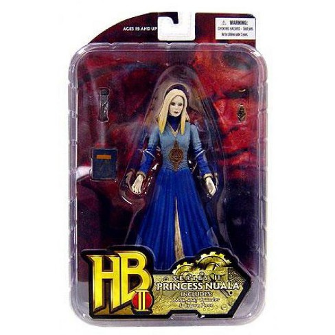 Hellboy 2 The Golden Army Series 2 Princess Nuala Action Figure - image 1 of 1