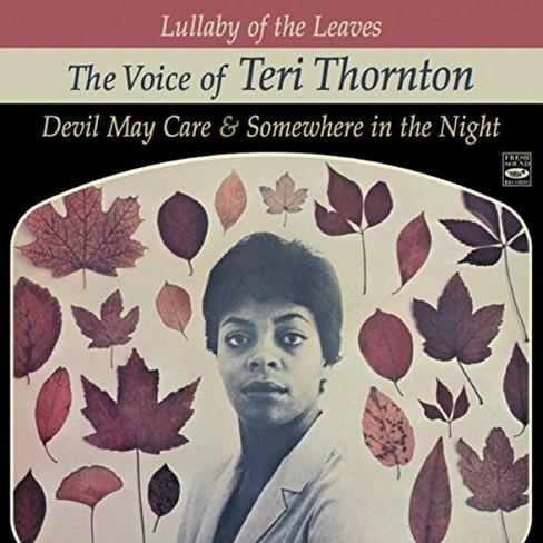 Teri Thornton - Lullaby Of The Leaves:Voice Of Teri T (CD) - image 1 of 1