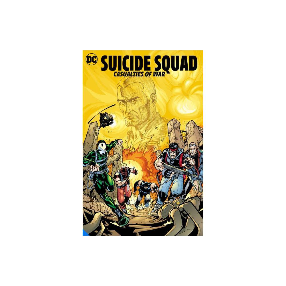 Suicide Squad Casualties Of War By Keith Giffen Paperback
