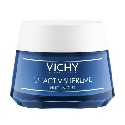 Vichy LiftActiv Supreme Anti-Aging and Firming Night Cream - 1.69oz