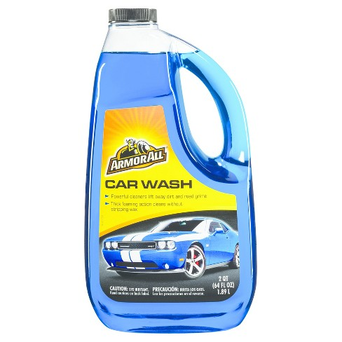 Armor All Car Wash 64oz - image 1 of 1
