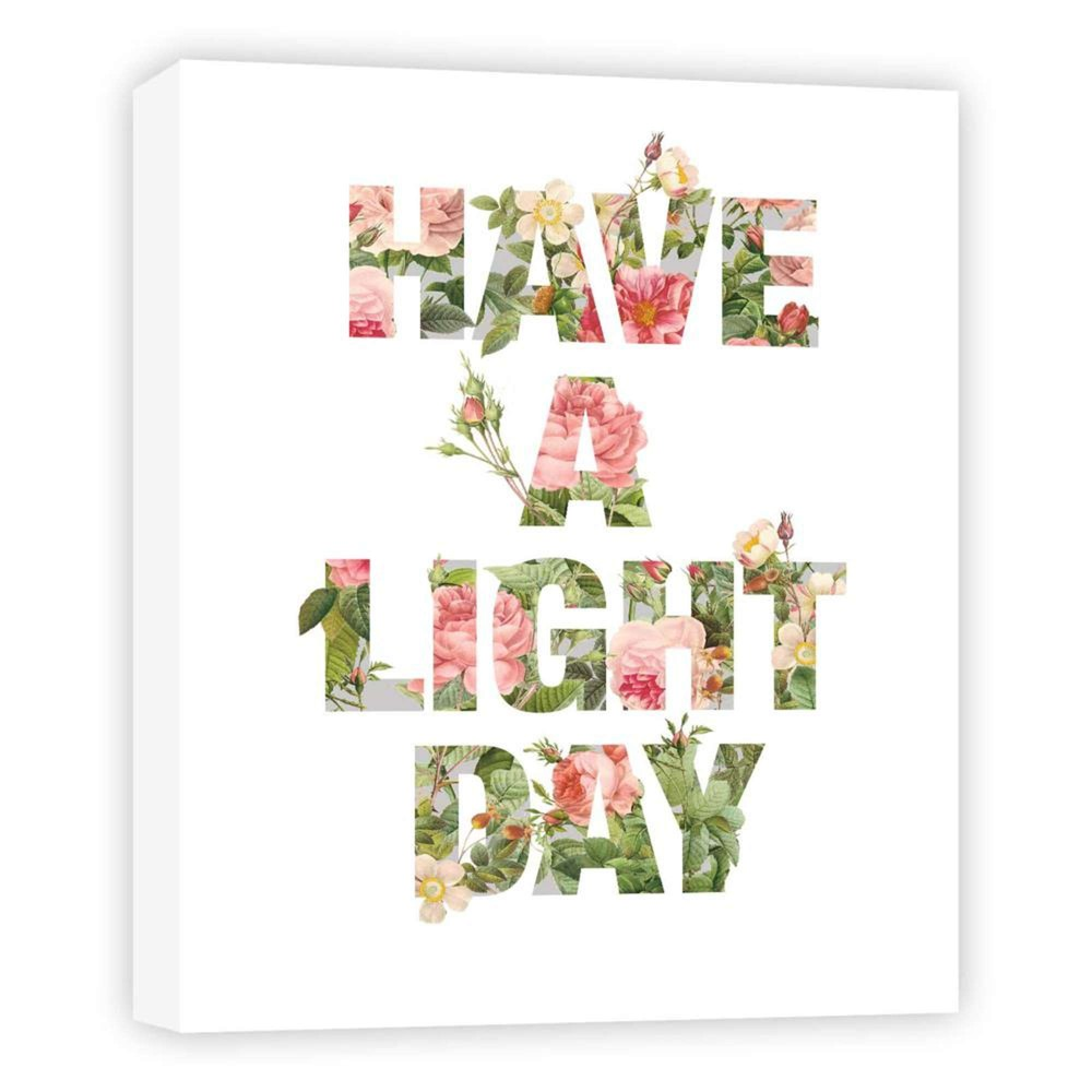 11 34 X 14 34 Have A Light Day Decorative Wall Art Ptm Images