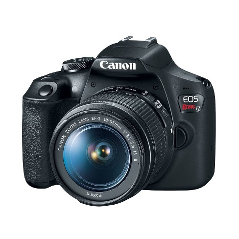 Canon EOS Rebel T7 EF-S 18-55mm IS II Kit - image 1 of 4