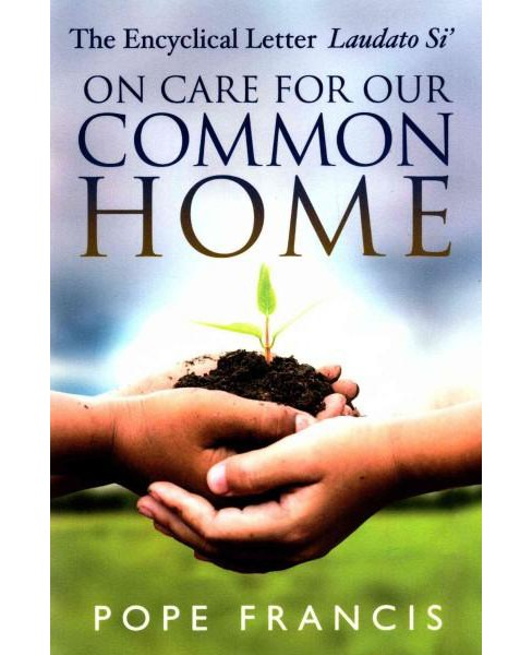 On Care for Our Common Home : The Encyclical Letter Laudato Si' (Paperback) (Pope Francis) - image 1 of 1