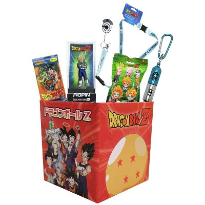 Toynk Dragon Ball Z LookSee Box Version 2 | Dragon Ball Themed Collectibles