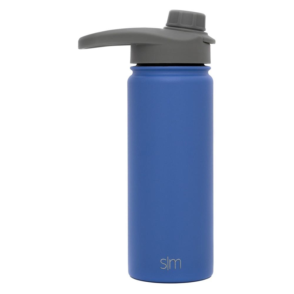 Simple Modern Summit Water Bottle 18oz - Blue