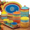 Certified International Valencia Canister Set 3 pc. 54, 72, 104 oz. - image 2 of 2
