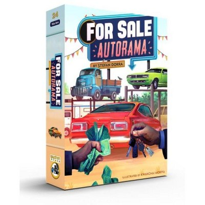 For Sale - Autorama Board Game