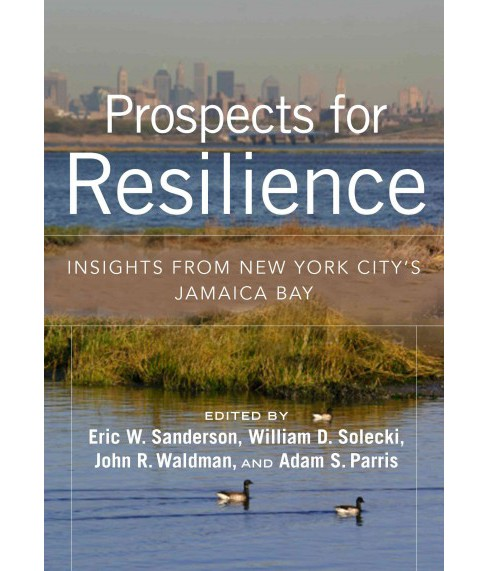 Prospects for Resilience : Insights from New York City's Jamaica Bay (Hardcover) (Eric W. Sanderson & - image 1 of 1