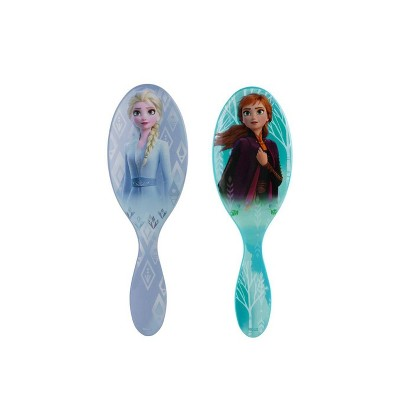 Wet Brush Frozen Hair Brush Set - Anna & Elsa - 2pc