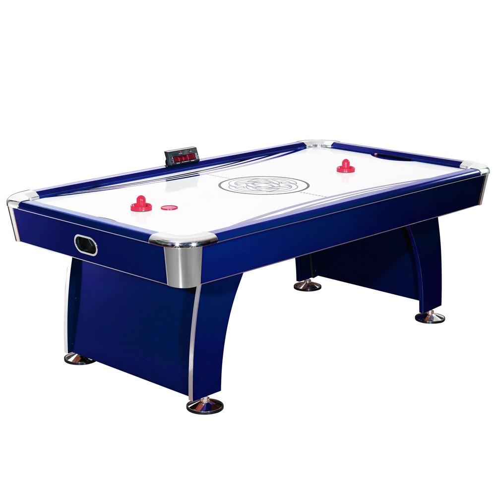Hathaway Phantom Air Hockey Table with Electronic Scoring - 7.5'