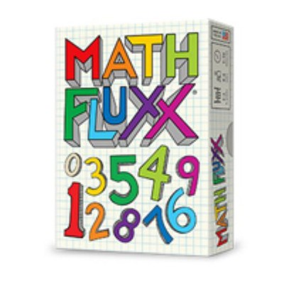 Math Fluxx Board Game