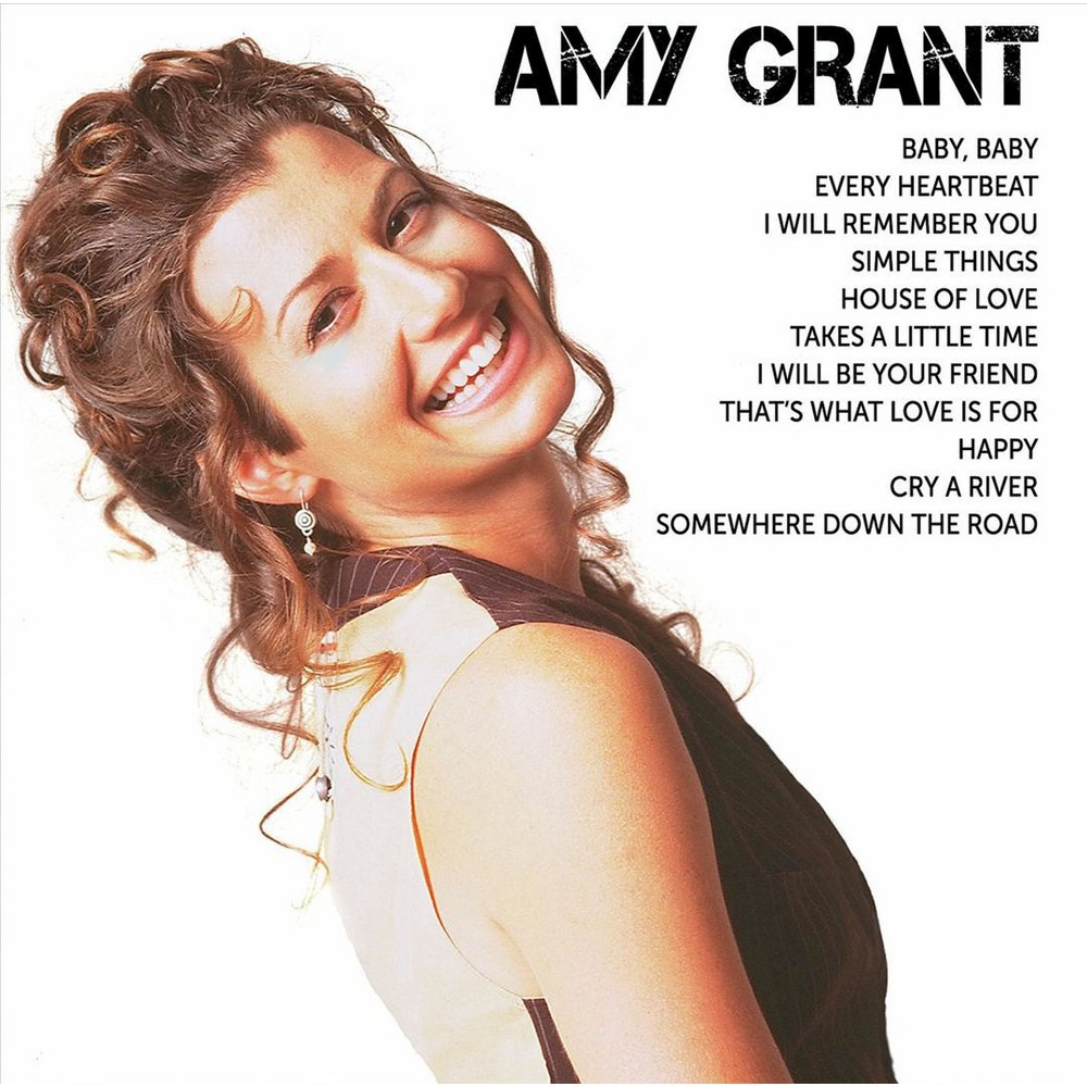 Amy grant - Icon:Amy grant (CD)