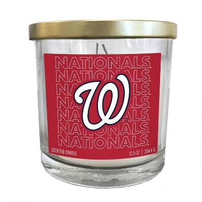 MLB Washington Nationals Echo Team Candle