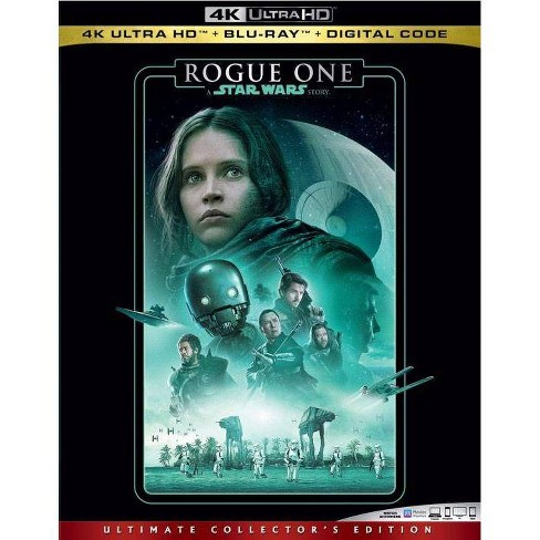 Rogue One: A Star Wars Story (4K/UHD) - image 1 of 2