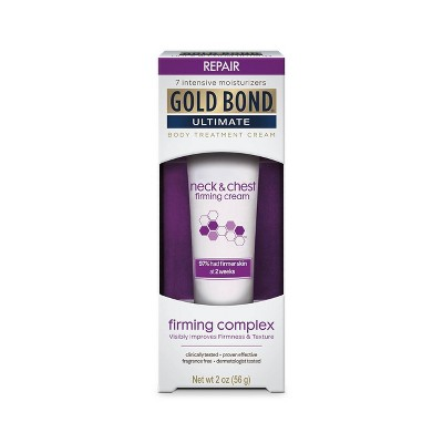 Body Lotions: Gold Bond Neck & Chest Firming Cream