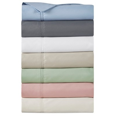 Modern Threads 1000 Thread Count Tri-Blend 6-Piece Sheet Set With Double Hole Hem.