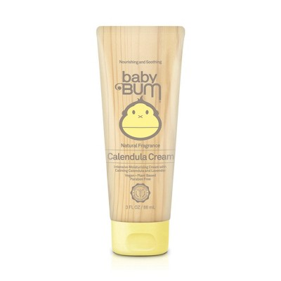 Baby Bum Calendula Cream with Natural Fragrance - 3 fl oz