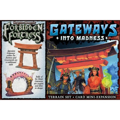 Forbidden Fortress - Gateways into Madness Board Game