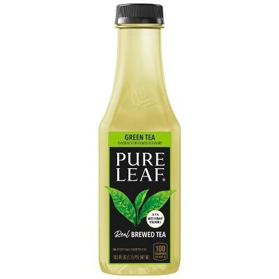 Pure Leaf Green Tea - 18.5 fl oz Bottle