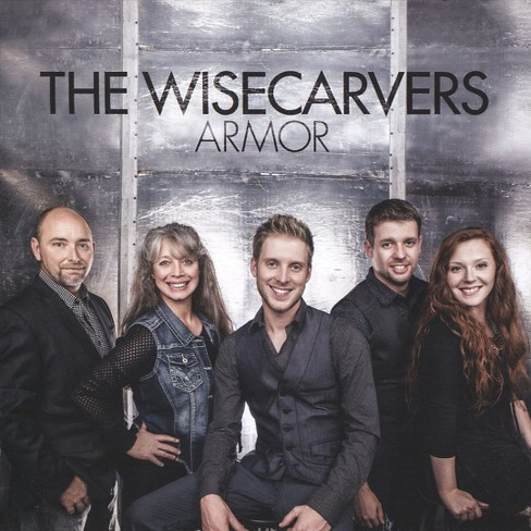 Wisecarvers - Armor (CD) - image 1 of 1