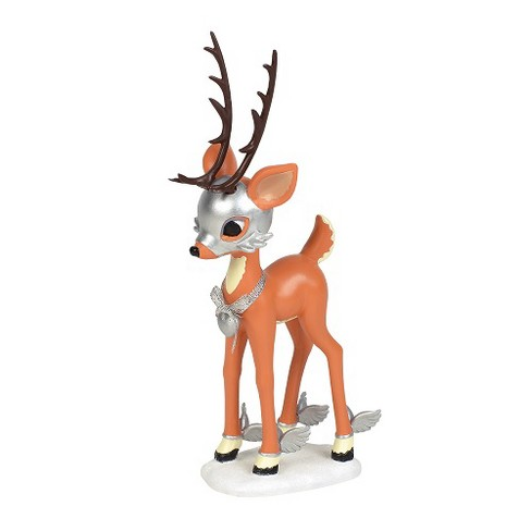 Department 56 - Rudolph and the Reindeer Games - Dasher Figurine, 8.5-inches - image 1 of 2