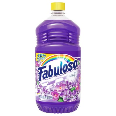 Fabuloso All Purpose Cleaner Lavender - 56 fl oz