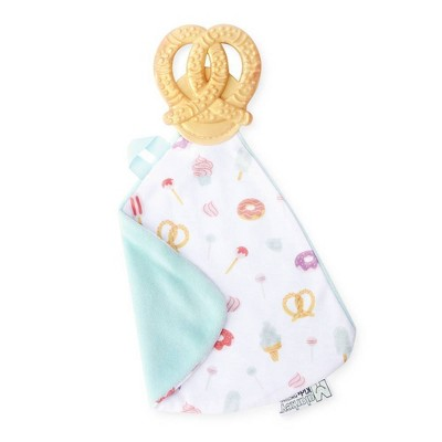 Malarkey Kids Munch-It Teether Blanket - Sweet & Salty