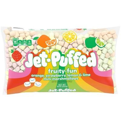 Kraft Jet Puffed Fruity Funmallows - 10oz
