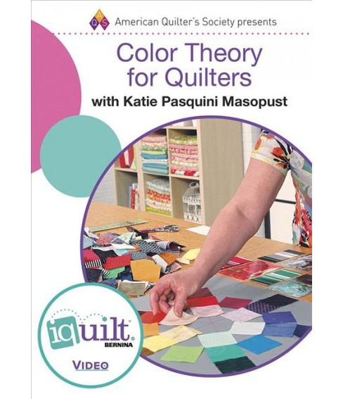 Color Theory for Quilters (Hardcover) (Katie Pasquini Masopust) - image 1 of 1
