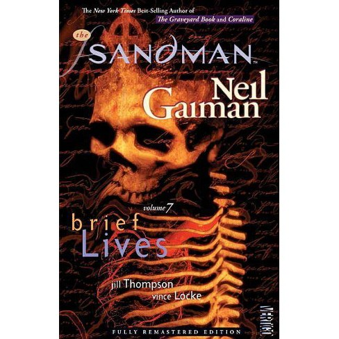 Brief Lives - (Sandman New Editions) by  Neil Gaiman (Paperback) - image 1 of 1