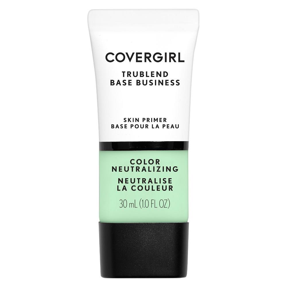 Covergirl TruBlend Base Business Face Primer 200 Color Neutralizing - 1.014 fl oz