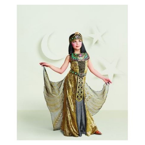 Girls' Deluxe Cleopatra Halloween Costume - Hyde and Eek! Boutique™ - image 1 of 4