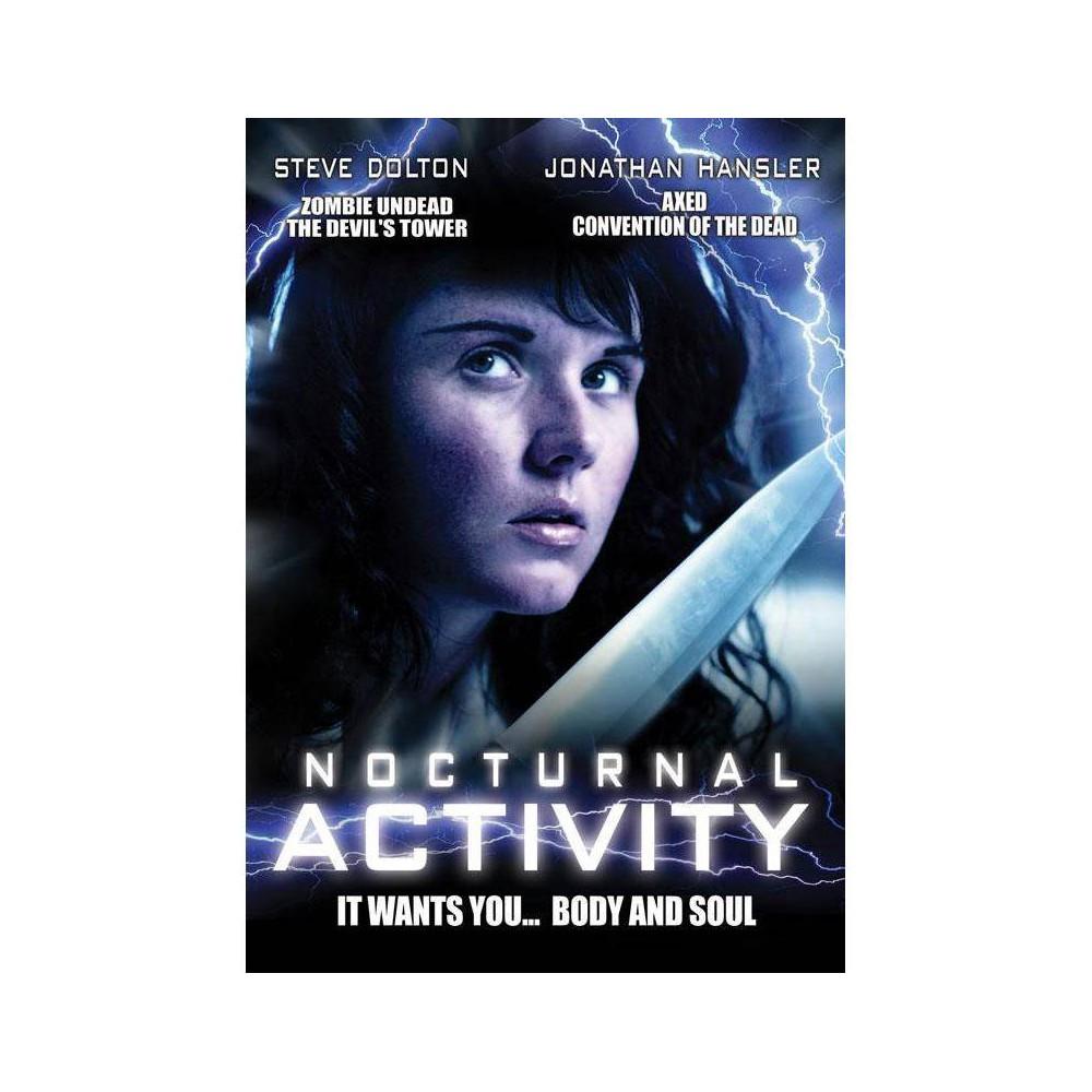 Nocturnal Activity Dvd 2015