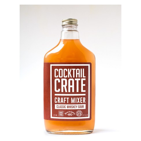 Cocktail Crate Whiskey Sour - 375ml Bottle - image 1 of 4
